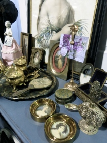 Victorian antiques.