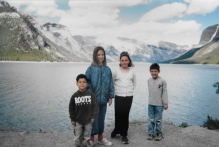 A day spent in Banff.