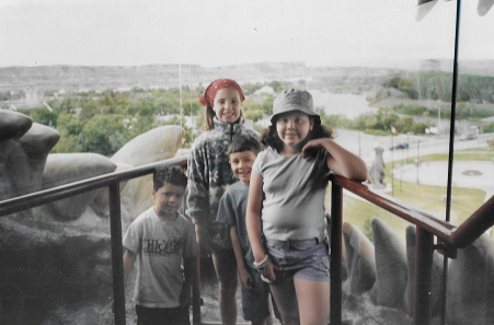 Drumheller was a very cool place.