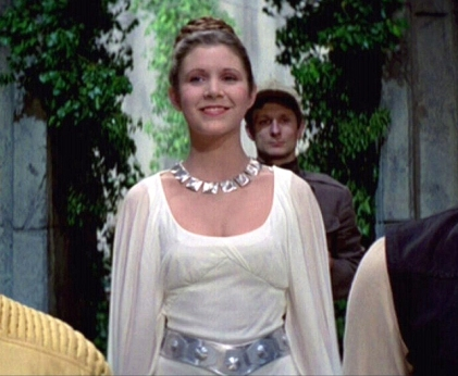 A New Hope award ceremony dress.